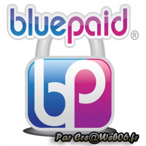 Paiement sécurisé bluepaid