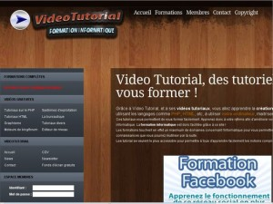 La formation vidéo en ligne