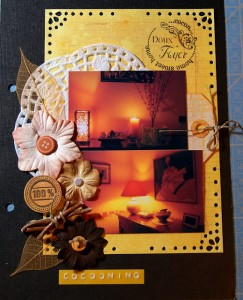 Le blog de scrapbooking