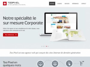 Toopixel agence de communication