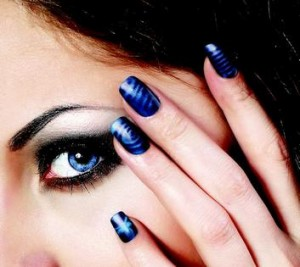 Vernis a ongle magnetique